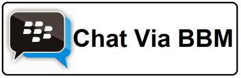 chat via bbm
